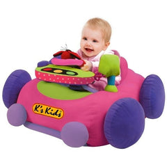 K's Kids Jumbo Go Go Go (Pink) Baby Car Activity Centre