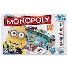 Despicable Me Minion Monopoly