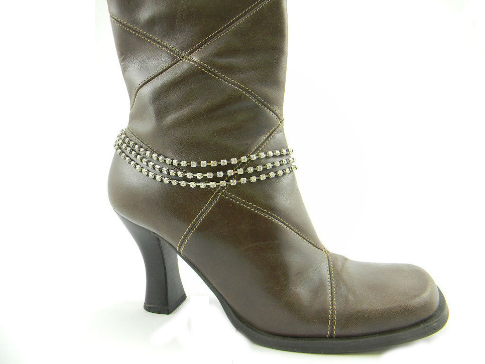 Boot Chains, Boot Jewelry