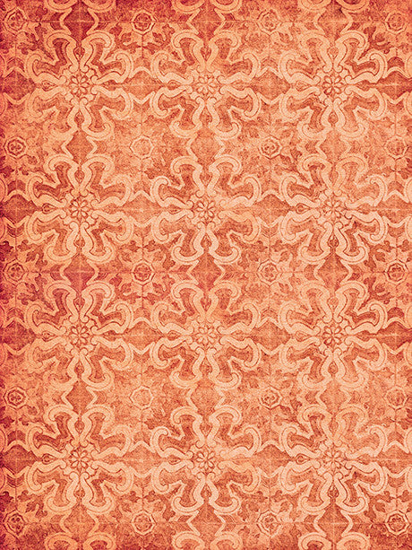 Copper and Tile Photo Backdrop / 1098 - DropPlace
