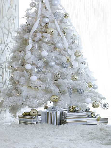 Crystal Christmas Photography Backdrop / 205 - DropPlace
