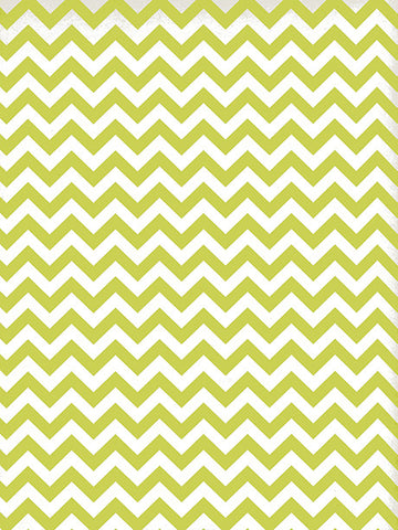 Greenish Chevron Photography Backdrop / 2688 - DropPlace