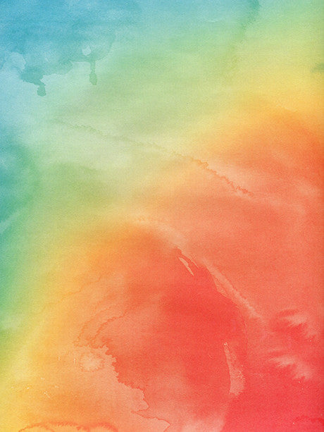 Raibow Reflection Printed Photography Background / 424 - DropPlace