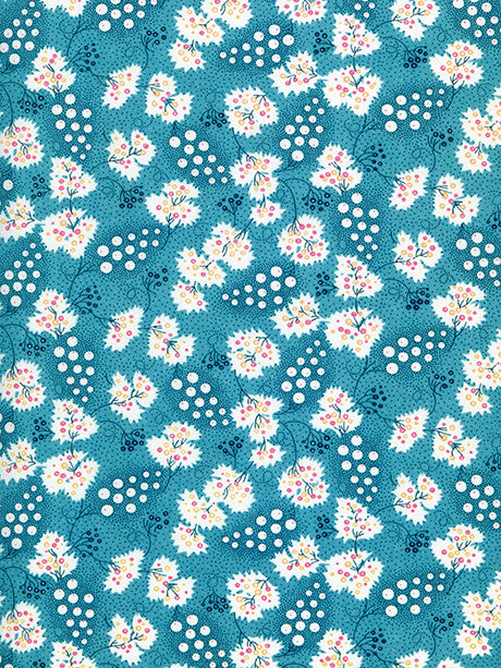 Flowery Spring Printed Photo Backdrop / 426 - DropPlace