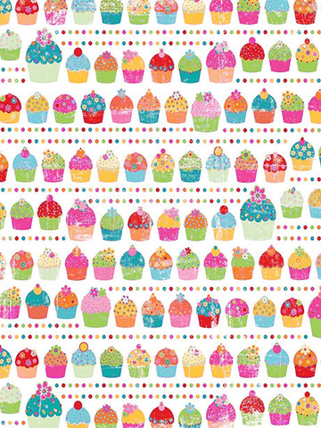 Cupcake Lovers Photo Background / 443 - DropPlace