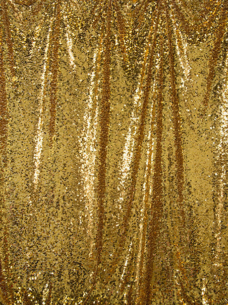 Gold Sequin Printed Photo Backdrop / 4603 - DropPlace