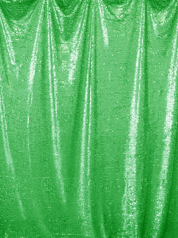 Lt Green Sequin Photography Background / 4610 - DropPlace