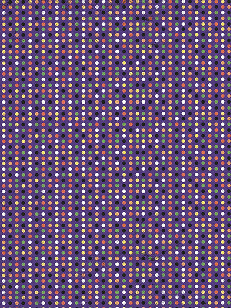 Purple People Eater Printed Photography Backdrop / 5008