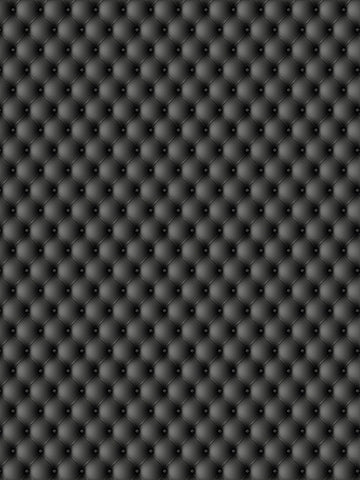 Tufted Black Printed Photo Backdrop / 500 - DropPlace