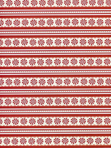 Peppermint Printed Photography Backdrop / 8130 - DropPlace