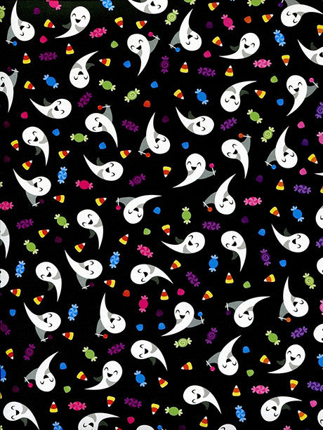 Ghoul Party Printed Photography Backdrop / 9095 - DropPlace