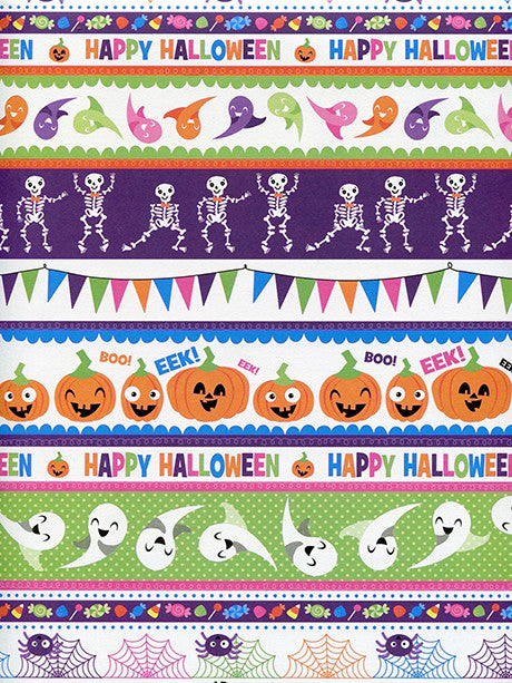 Happy Halloween Printed Photo Background / 9113 - DropPlace