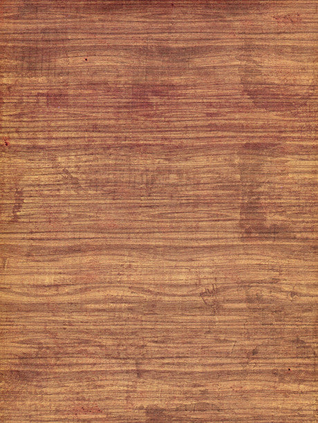 Wood Slab Printed Photography Backdrop / 9730
