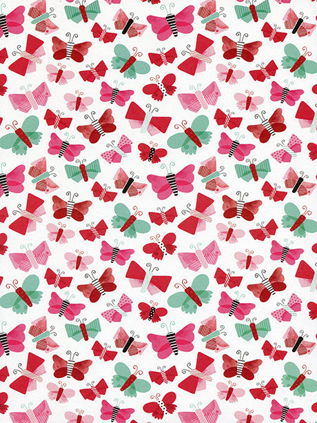Catch a Butterfly Printed Photo Background / 9883 - DropPlace