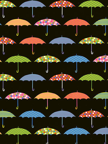 Cool Umbrellas Printed Photography Background / 9889 - DropPlace