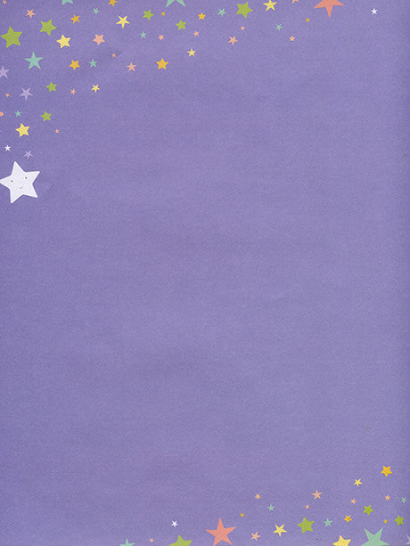 Starry Sky Printed Photo Backdrop / 9929