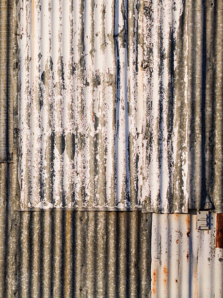 Grunge Metal II Photography Background / 011