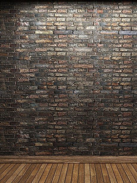 Bricks Photo Background / 122 Brick Backdrop - DropPlace