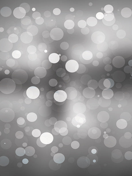 Grayscale Bokeh Photo Background / 1443