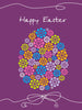 Hoppy Easter Photography Backdrop / 2040 - DropPlace