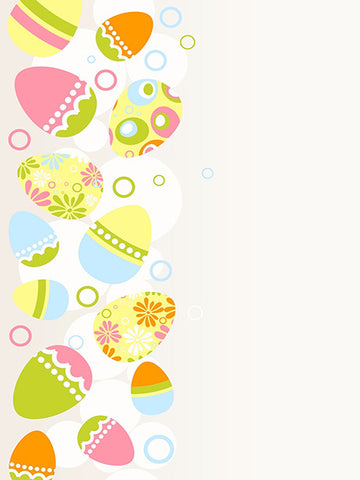 Egg Cellent Printed Photography Backdrop / 2078 - DropPlace