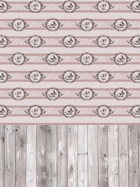 What's Hoppening? Printed Photography Backdrop / 2136 - DropPlace