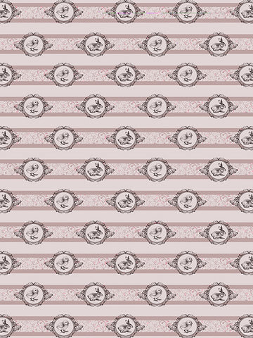 Bunny Crossing Photo Backdrop / 2212 - DropPlace