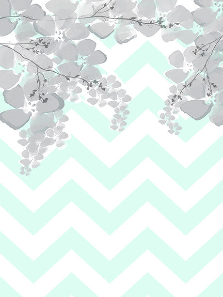 Missy Mint Photography Backdrop / 2554 - DropPlace