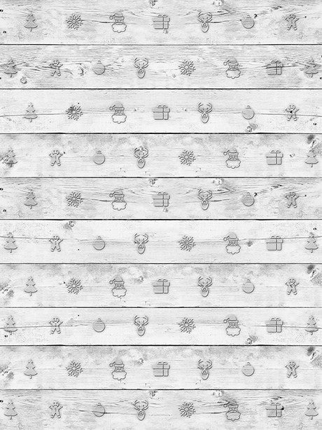 Presents Photography Backdrop / 2593