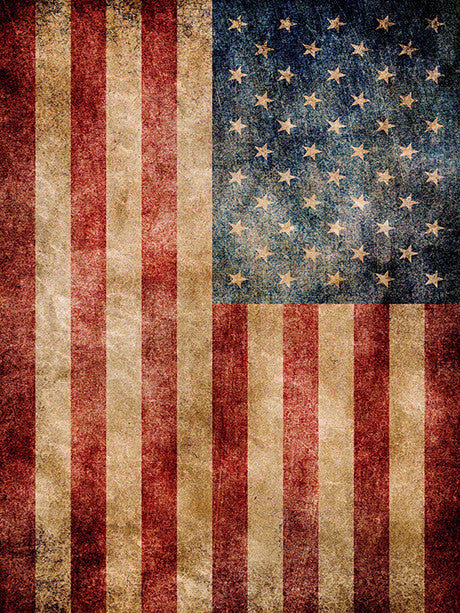 Vintage USA II Photography Background / 4089 - DropPlace