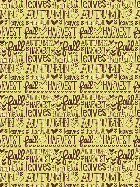 Autumn Harvest Photo Backdrop / 5007 - DropPlace