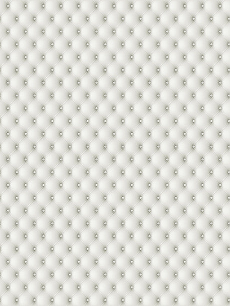 Tufted White Printed Photography Background / 507 - DropPlace