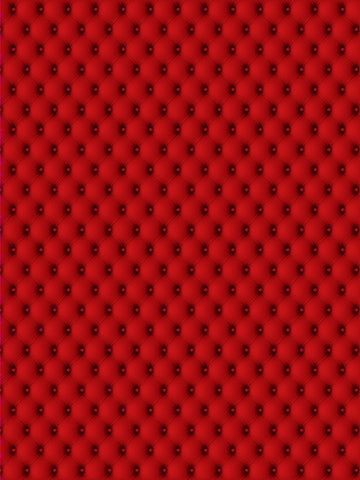 Tufted Red Photography Background / 512 - DropPlace