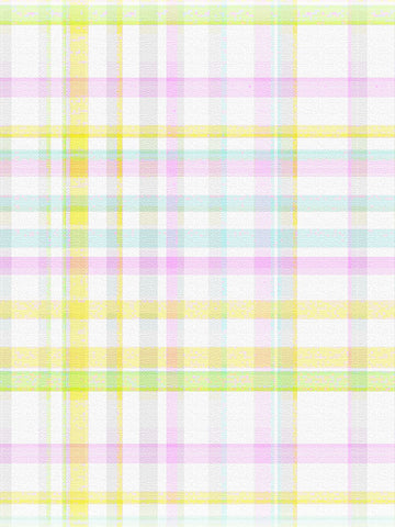 Pastel Plaid Photography Backdrop / 584 - DropPlace