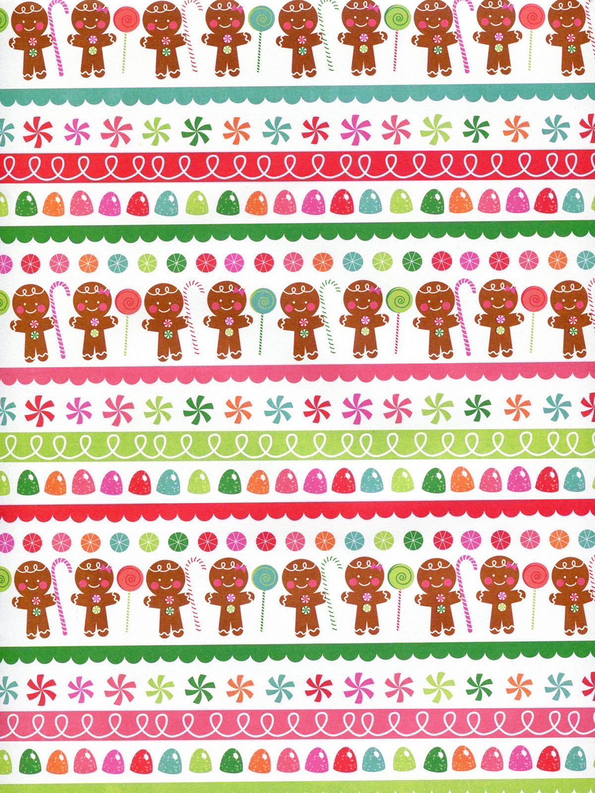 Gingerbread Party Photo Backdrop / 8089