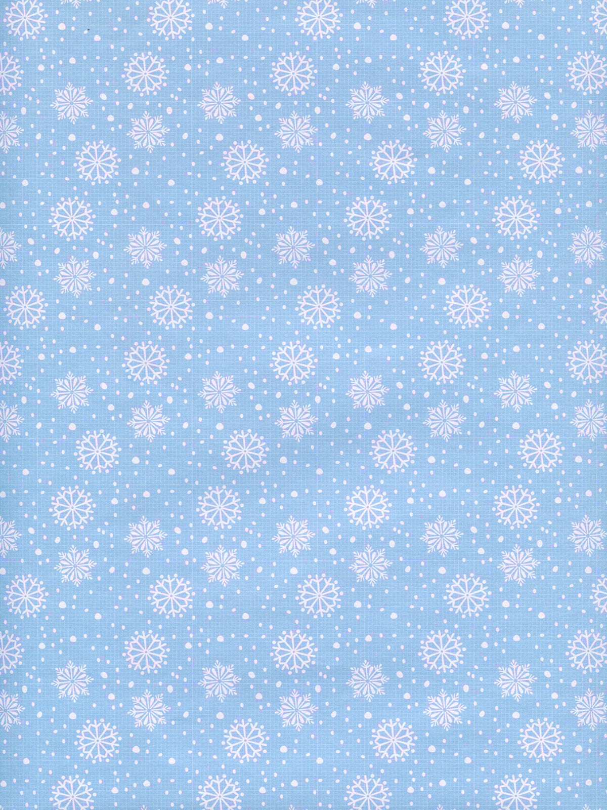 Perriwinkle Snow Photo Backdrop / 8097 - DropPlace