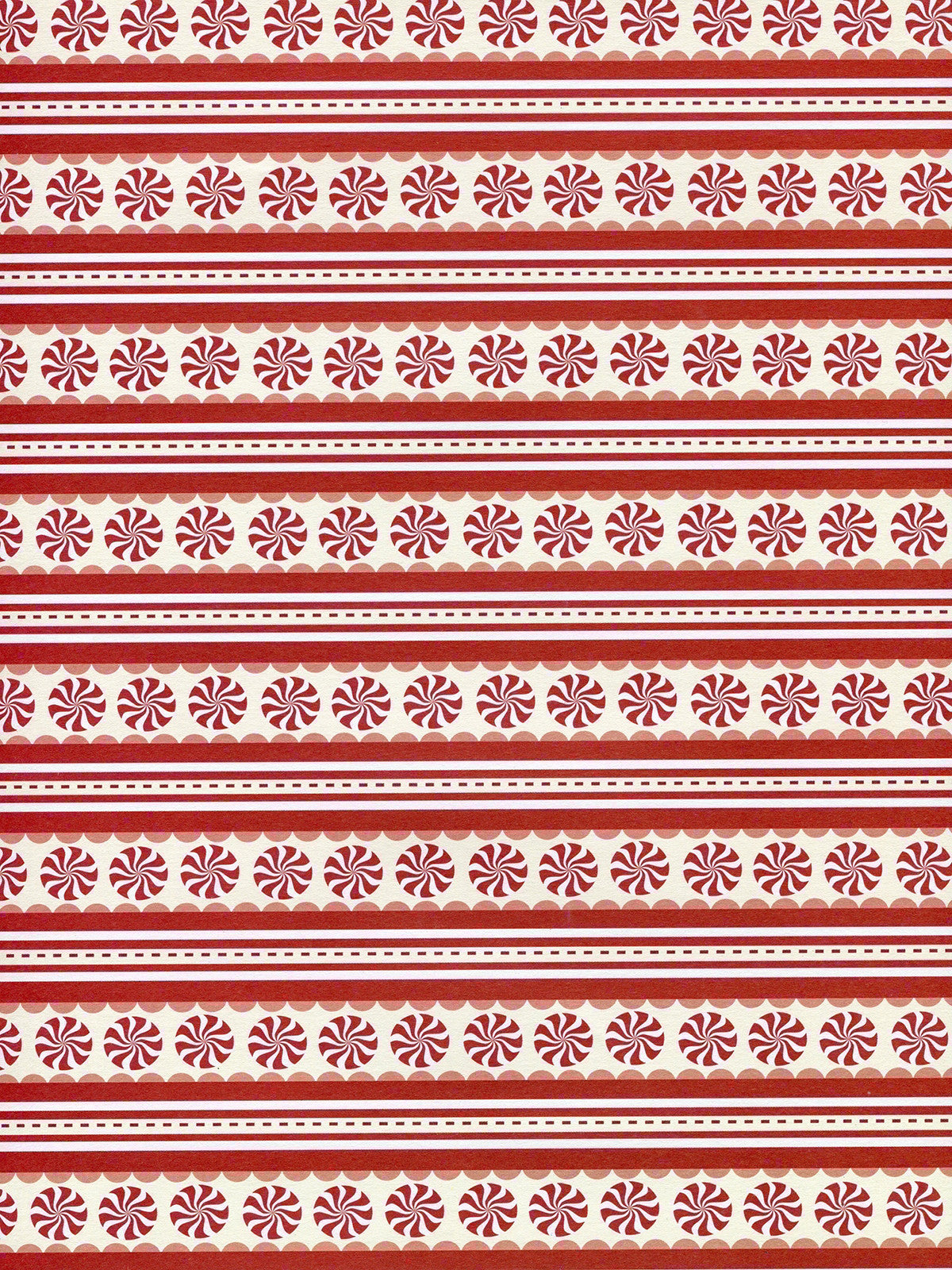 Peppermint Printed Photography Backdrop / 8130