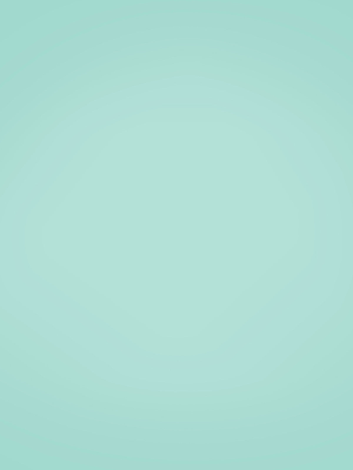 Teal Solid Printed Photo Backdrop / 9104