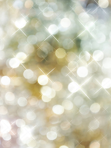 Glowing Bokeh Photography Backdrop / 910 - DropPlace