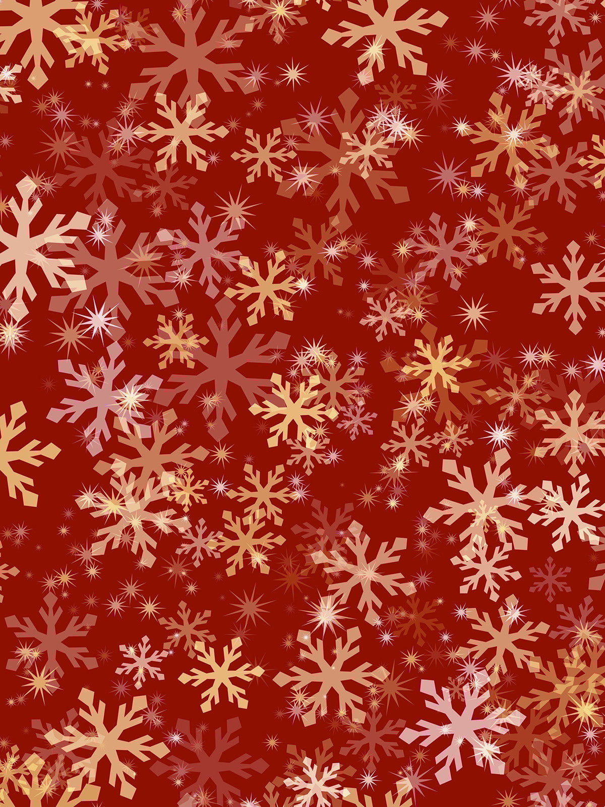 Let it Snow Printed Photography Backdrop / 9314 - DropPlace