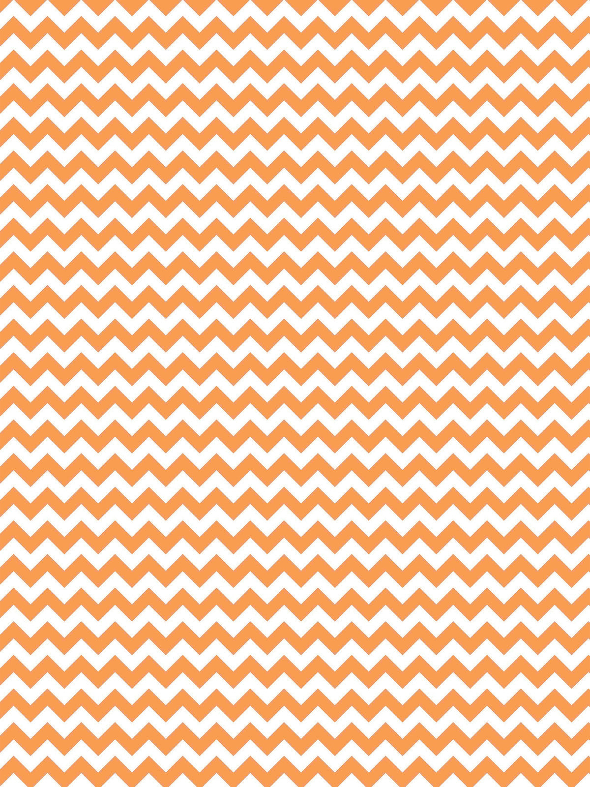 Tangerine Chevron Photography Backdrop / 9806 - DropPlace