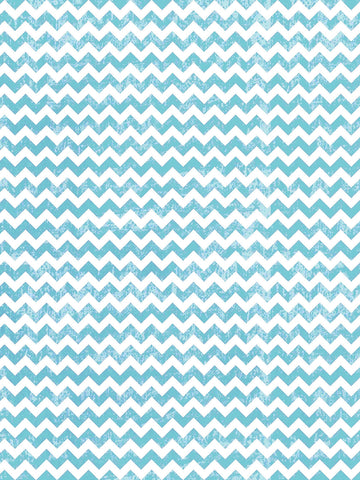 Distressed Chevron Sky Photography Backdrop / 9812 - DropPlace