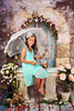 Belle of the Blue Photography Background / 1134 - DropPlace