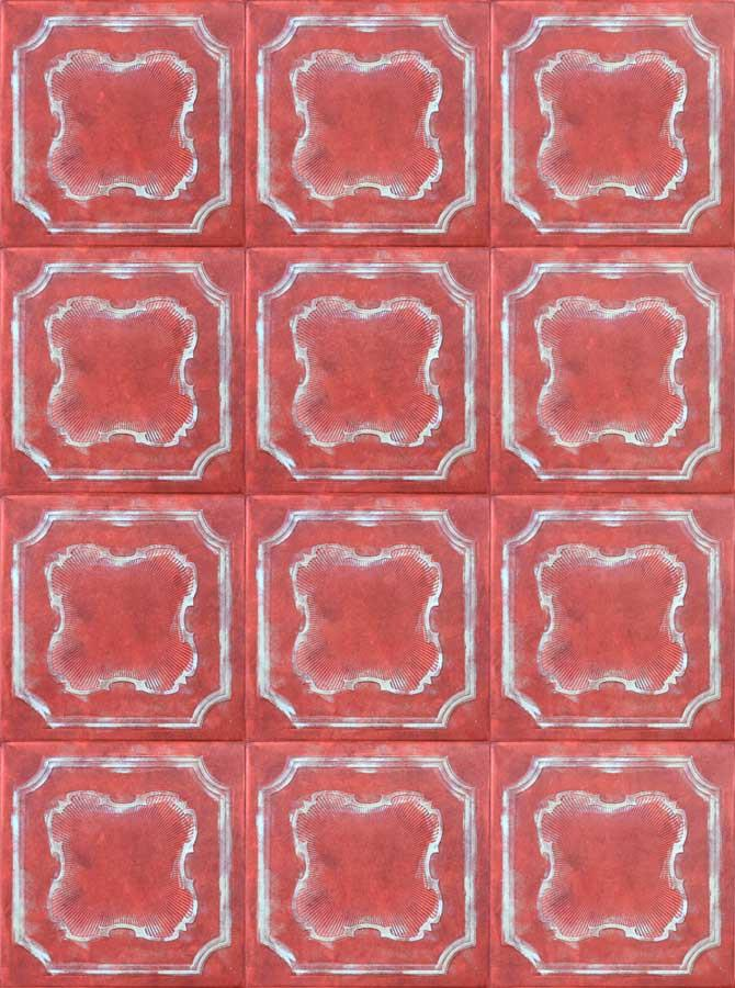 Quatrefoil Desert Tile Backdrop - 1203 - DropPlace