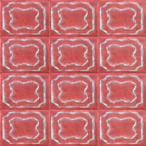 Quatrefoil Desert Tile Backdrop - 1203
