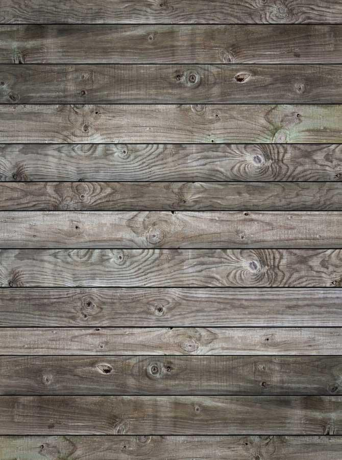 Brown Truffle Wood Backdrop - 1359 - DropPlace