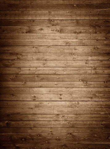 Brown Cabin Wood Backdrop - 1367 - DropPlace