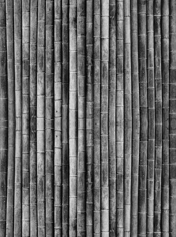 Printed Grey Bamboo Backdrop - 1488 - DropPlace