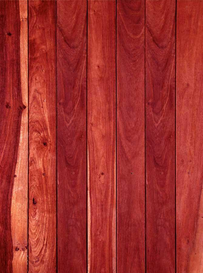 Red Wood Backdrop - 2257 - DropPlace
