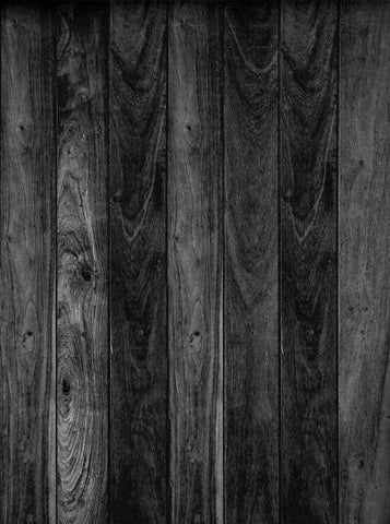 Black Weathered Wood Backdrop - 2259 - DropPlace